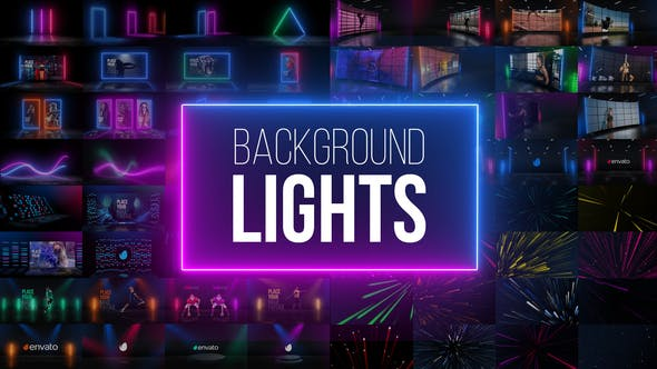 Download Background Lights - FREE Videohive