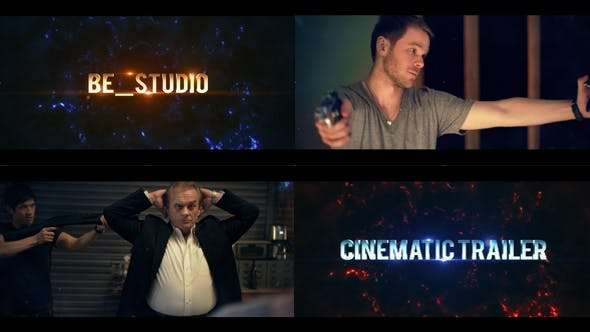 Download Cinematic Trailer - FREE Videohive