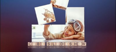 Cube Slideshow | After Effects Template