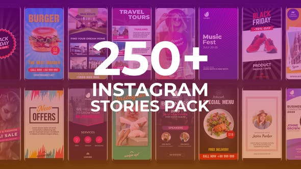 Download Instagram Stories - FREE Videohive