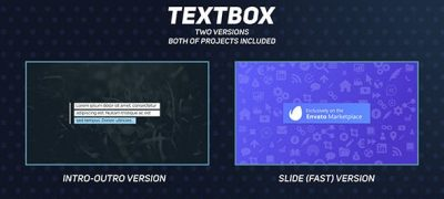 Textbox - Title Animations