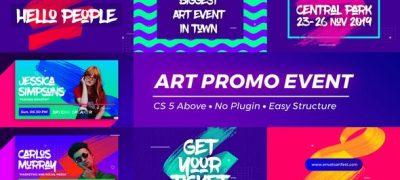 Art Promo Event