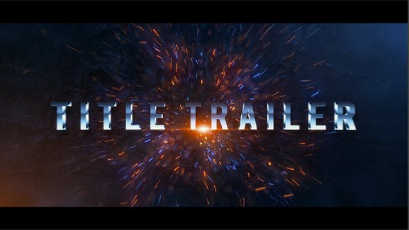 Download Title Trailer - FREE Videohive