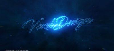 DUST Logo Reveal