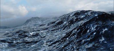 Rough Sea Loop 3D