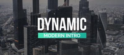 Modern Dynamic Intro