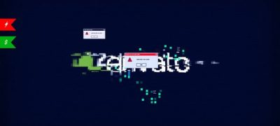 Modern Glitch Logo/ Stylish Youtube Opener/ Interface Error/ Ultimate Shape Hud UI Techno Blog Intro