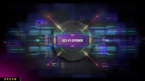Download Scifi Intro - FREE Videohive