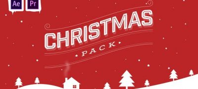 Christmas Pack | After Effects and Premiere Pro