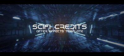 Sci-fi Tunnel Credits