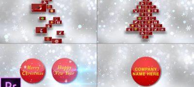 Christmas Card - Premiere Pro
