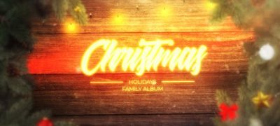 Magic Christmas Slideshow