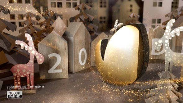 Download Christmas Greeting - FREE Videohive