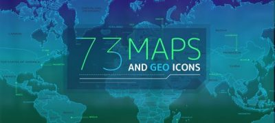 73 Maps And Geo Icons