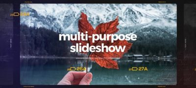 Multipurpose Slideshow