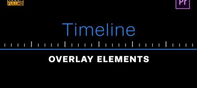 Easy Timeline Elements | MOGRT for Premiere Pro