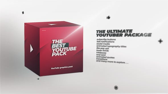 Download YouTube Channel Essentials - FREE Videohive