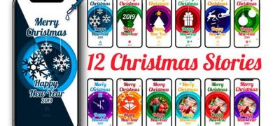 12 Christmas Stories