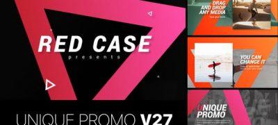 Unique Promo v27 | Corporate Presentation
