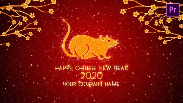Download Chinese New Year Greetings 2020 Premiere - FREE Videohive