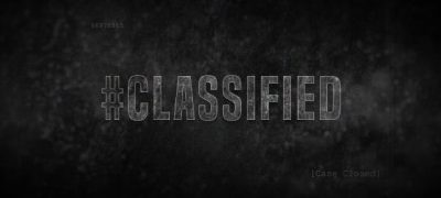 Crime Title Sequence / Credits - Classified Detective