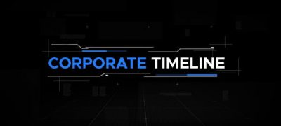 Corporate Timeline Cinematic Slideshow