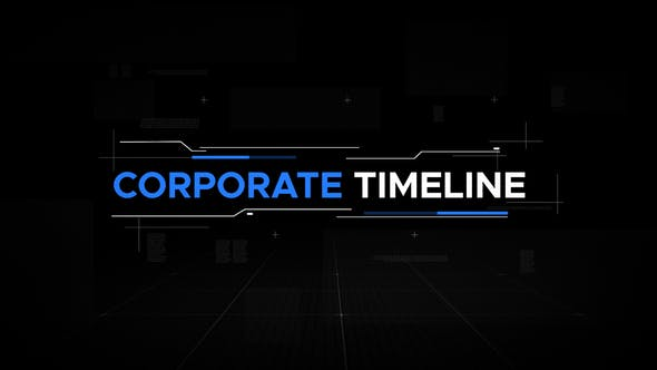Download Corporate Timeline Cinematic Slideshow - FREE Videohive