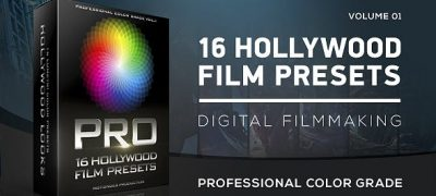 Hollywood Film Color Grading