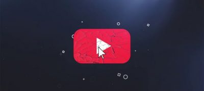 YouTube Short Logo Reveal