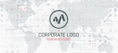 Corporate Map Logo