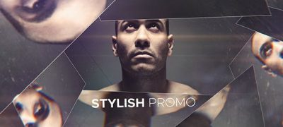 Stylish Promo | After Effects Template